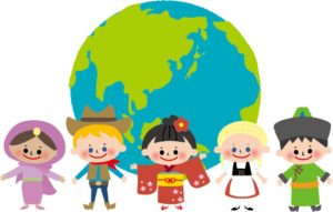 children of world