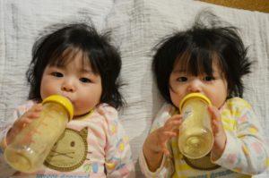 twin's photo